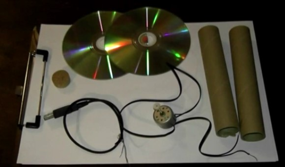 материалы для ЮСБ вентилятора