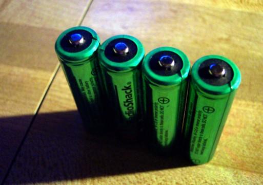 Как сделать чтобы батарейка заработала