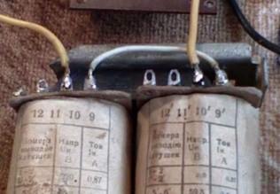подключаем медные провода