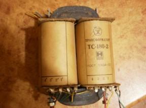 трансформатор с телевизора