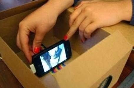 устанавливаем телефон в мобильный проекто