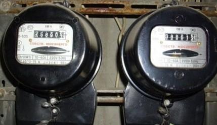 индукционные счетчики электрической энергии