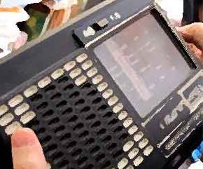магнитофон для поиска проводки в доме