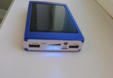 солнечная батарея Power Bank