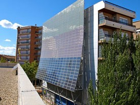 установка тонкопленочных солнечных батарей