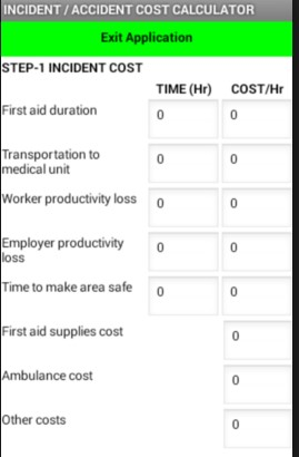 SafetyCalc