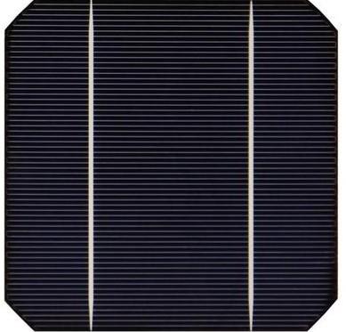 Монокристалл солнечной батареи