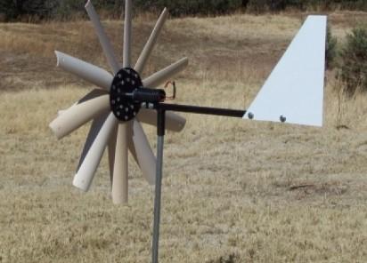 самодельный ветряк для дома