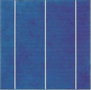 солнечная батарея Поликристалл