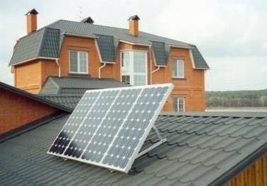 солнечные батареи в частном доме