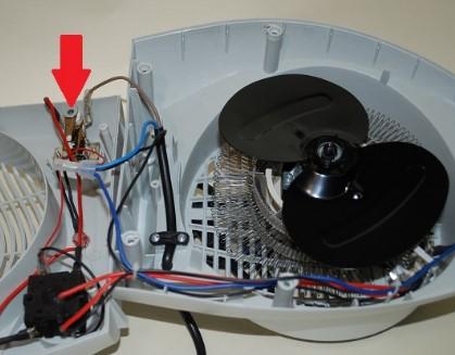 Биметаллический терморегулятор