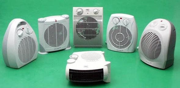 Бытовая модель тепловентилятора