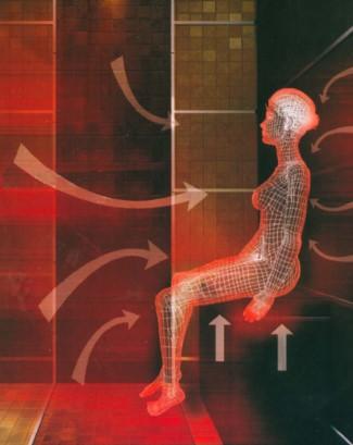Действие ИК лучей на организм человека