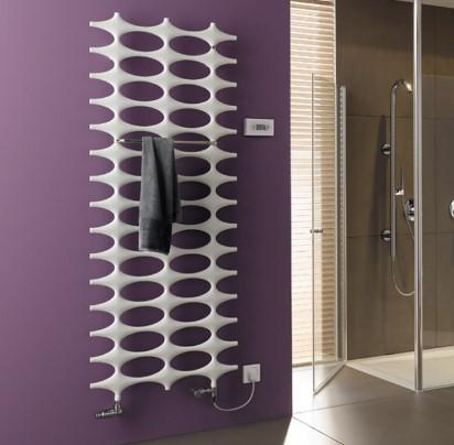 Креативный дизайн электрического полотенцесушителя