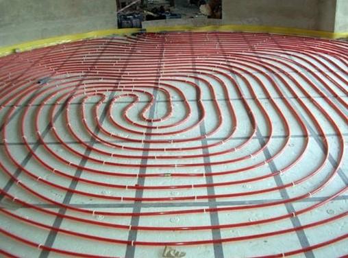 Купол для обогрева бетона