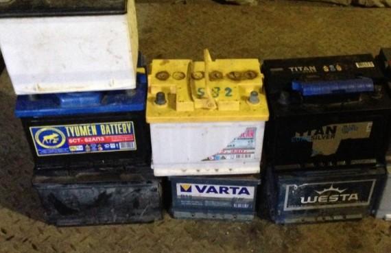 Покупка старого аккумулятора для автомобиля
