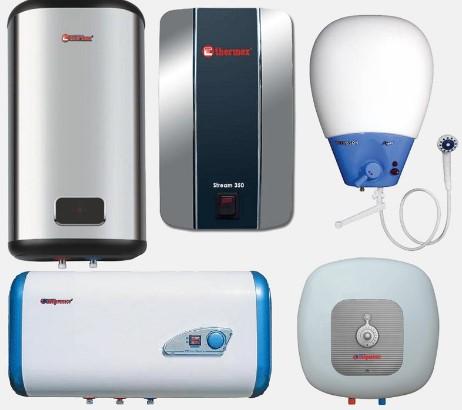 Разновидности баков водонагревателя