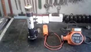 Создание электродного котла из подручных средств