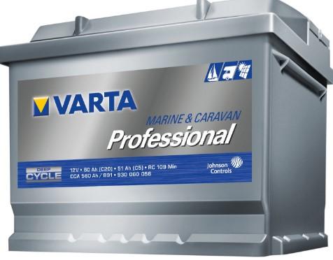 аккумулятор Varta профессиональный