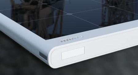блочная солнечная батарея корпус устройства