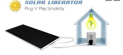 блочная солнечная батарея
