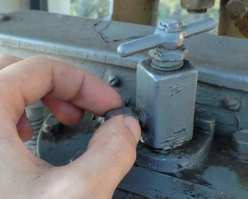 Газовая защита на трансформаторе