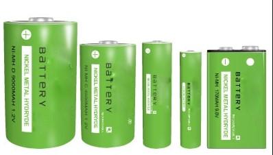 Никель-металлогидридные аккумуляторы (Ni-MH)