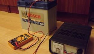 Расчет времени зарядки аккумуляторной батареи онлайн