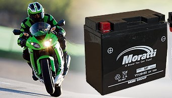 аккумуляторы для мотоцикла