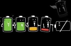 когда батарея мобильного умрет