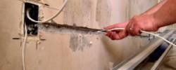 Электропроводка в ванной своими руками