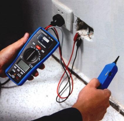 Методы проверки электропроводки