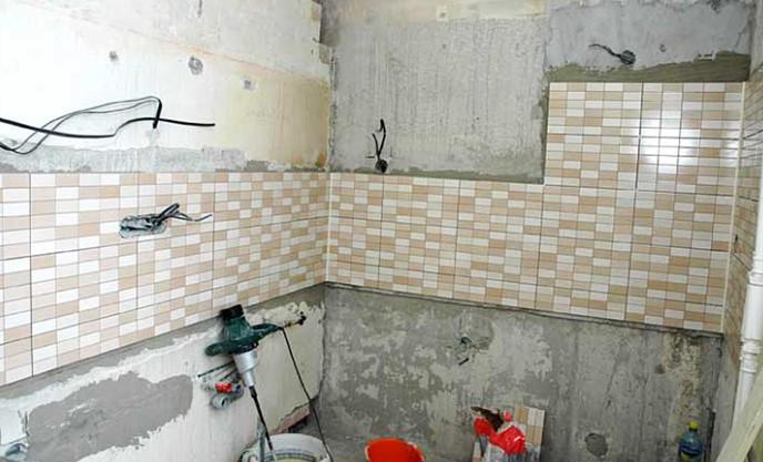 Требования к прокладке проводки в ванной