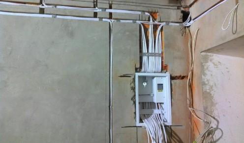Электричество в новостройке