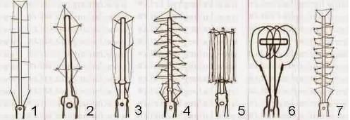 лампы эдисона конструкция