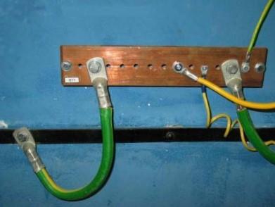 подключение к провода к щитку