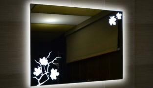 Подсветка зеркала в ванной: лучшие идеи и способы