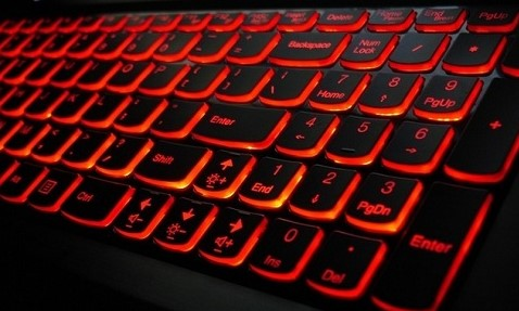 Как сделать подсветку клавиатуры