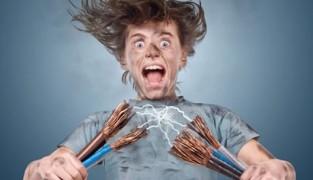 Причины поражения электрическим током