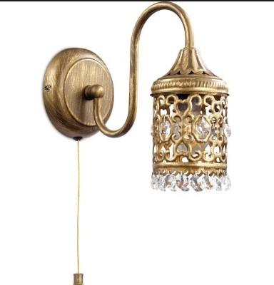 настенные классические светильники