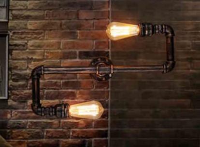 настенные светильники ретро
