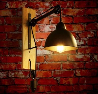 прикольные ретро светильники