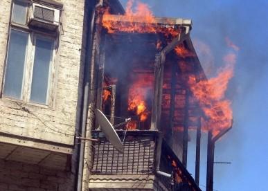 причины проводки сгоревшей