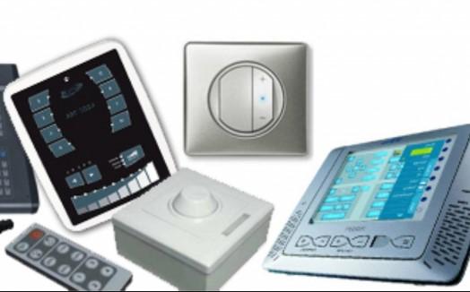 системы дистанционного управления освещения