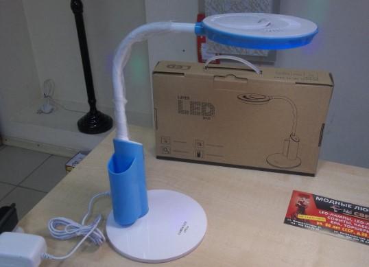 современная лампа для офиса