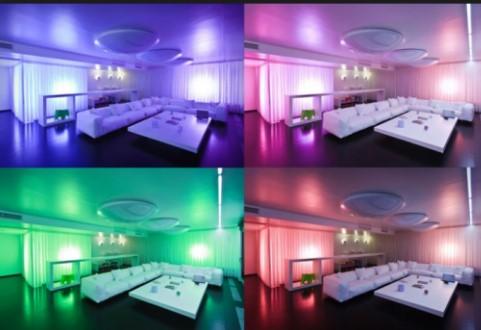 RGB контроллер в освещении