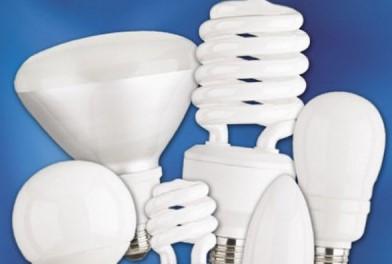 Как очиститьэнергосберегающую лампу