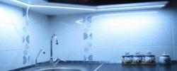 Модные настенные светильники для ванной