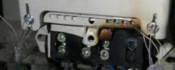 Как крепятся трековые светильники и споты?