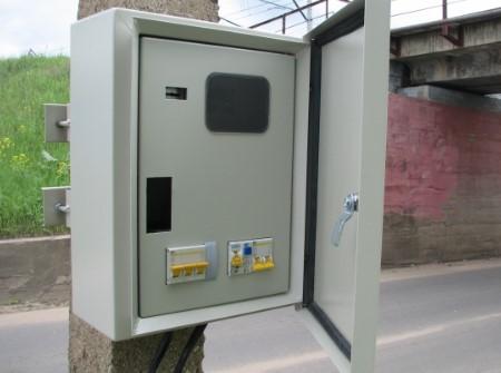 вводный автомат в щитке